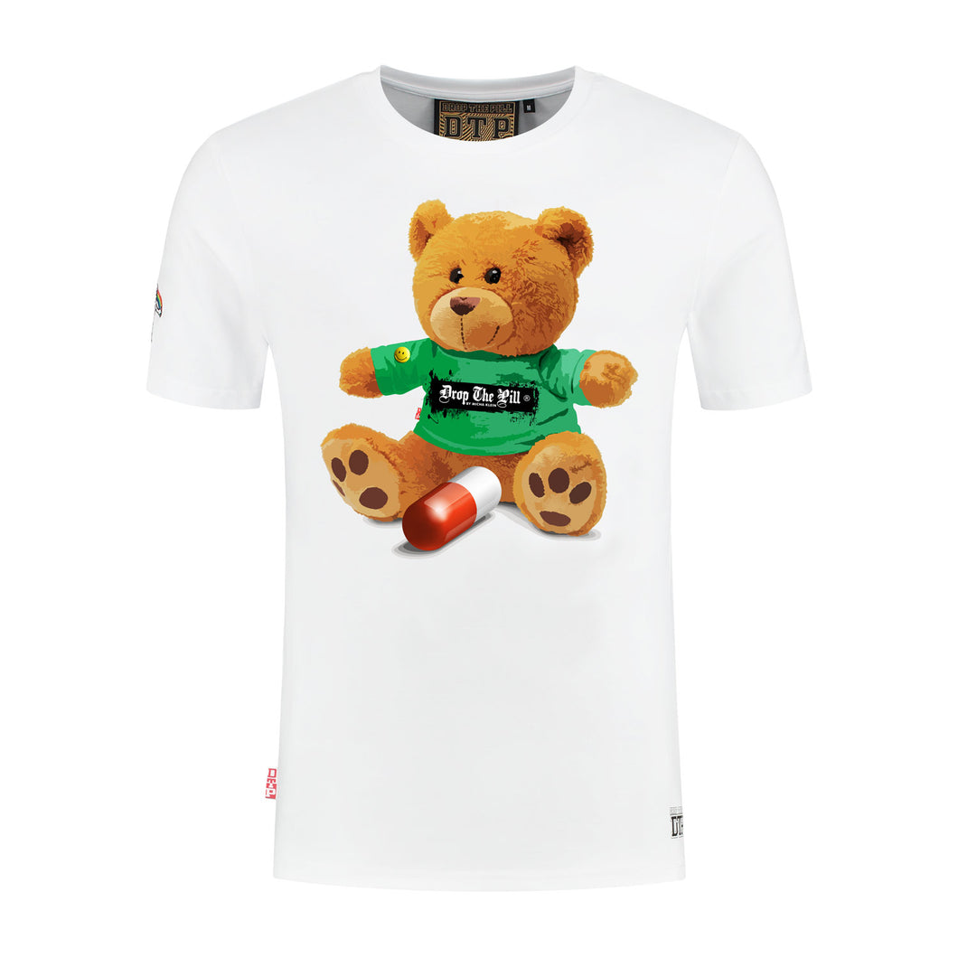 DTP TEDDY BEAR GRAPHIC T-SHIRT