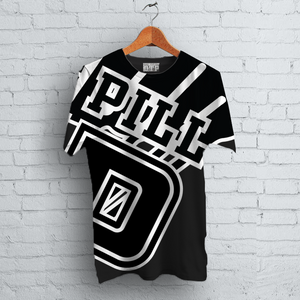 D.T.P. Close Up Logo T-Shirt