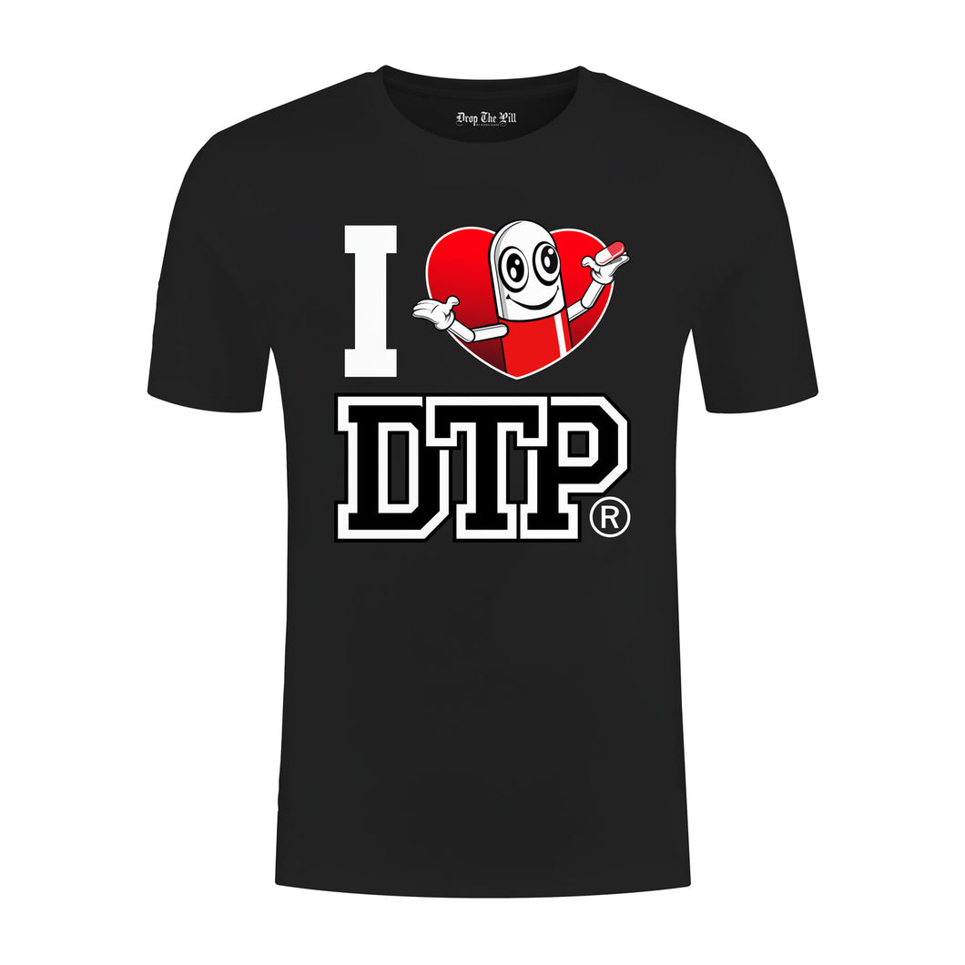 I Love DTP T-Shirt
