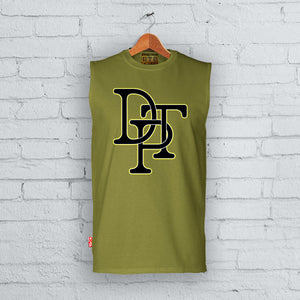 DTP Monogram Sleeveless Shirt