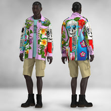 Load image into Gallery viewer, SU Printed Cargo Jacket