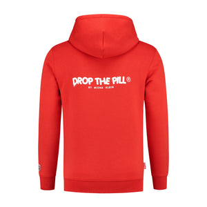 RED PILLMAN ON TONGUE HOODIE