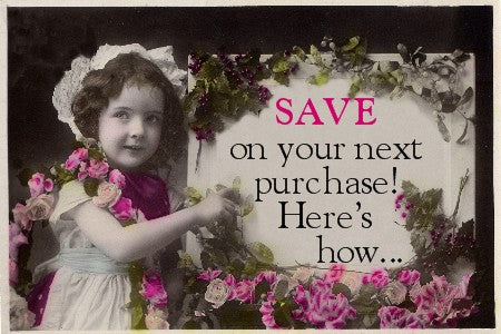 save with discounts for Lunagirl Vintage Victorian Images