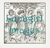 Walter Crane Illustrated Books: 100s of Images - Lunagirl