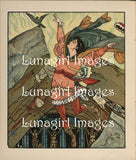 Walter Crane Illustrated Books: 100s of Images