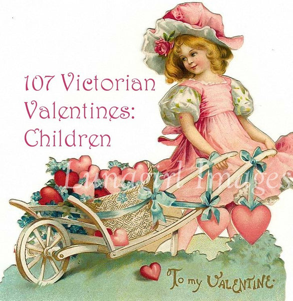 Valentines Children Images Download Pack