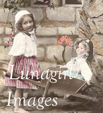 Victorian Edwardian Vintage Children Photos: 1200 Images