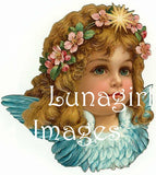 Angels Fairies Fairy Tale Art --- CD or Download - Lunagirl