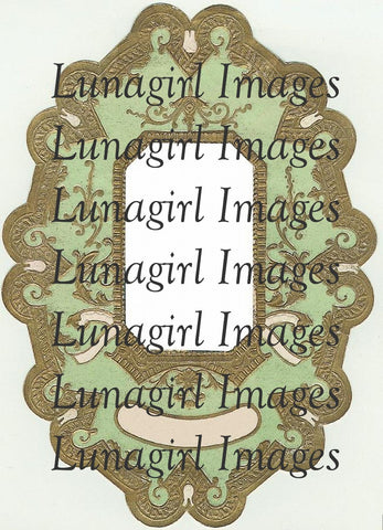 40 Victorian Vintage Labels Frames Tags #2 Download Pack - Lunagirl