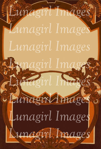 40 Victorian Vintage Labels Frames Tags #1 Download Pack - Lunagirl