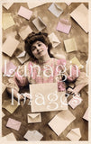Photo Postcard Blank Labels: Frames & Tags to Print - Lunagirl