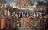 Religious Paintings Through the Ages CD - Lunagirl
