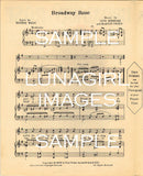 Vintage Sheet Music 2-CD Set or Download - Lunagirl
