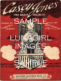 Vintage Sheet Music Covers & Pages: 800 Images - Lunagirl