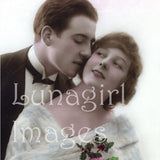Vintage Lovers: 450 Images - Lunagirl