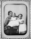 Antique Daguerreotypes Photos -- CD or Download - Lunagirl