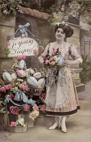 Vintage Photos And Images Victorian Easter Vintage