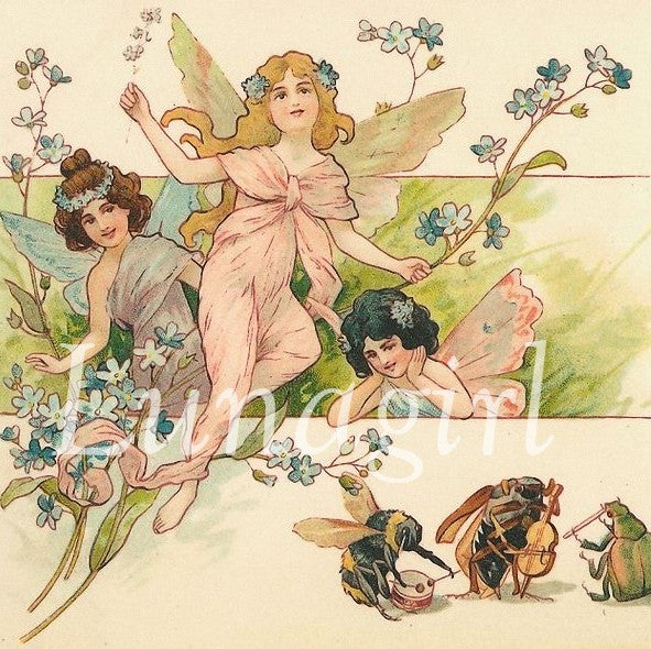 Angels Fairies Fairy Tale Art