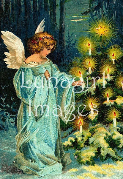Best Collection Victorian Christmas Images Vintage