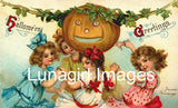 Victorian Holidays #3: Halloween Thanksgiving Patriotic & Birthdays: 500 Images - Lunagirl