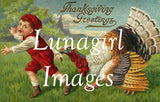 Victorian Holidays Volume #3: Halloween Thanksgiving Patriotic & Birthdays --- CD or Download! - Lunagirl
