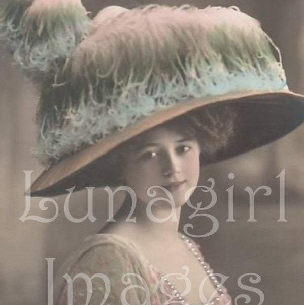 Victorian Edwardian Vintage Ladies Photos Volume #1: 1000 Images - Lunagirl