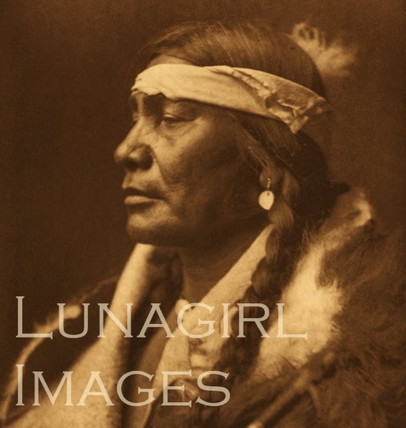Native American Photographs --- 2-CD Set or Instant Download - Lunagirl