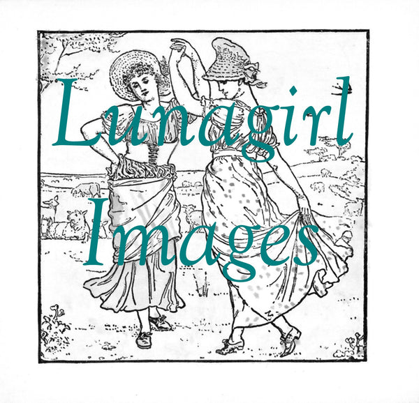 Adult Coloring Pages Download Pack - Lunagirl