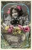 Victorian Little Girls Photo -- CD or Download
