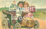 Vintage Girls & Boys -- CD or Instant Download! - Lunagirl
