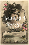 Victorian Edwardian Vintage Ladies Photos Volume #3 -- CD or Download - Lunagirl