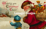 Victorian Holidays #1: Christmas & New Years: 1000 Images