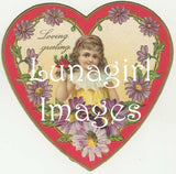 Victorian Holidays Volume #2: Valentines Easter St Patrick's Mother's Day --- CD or Download! - Lunagirl