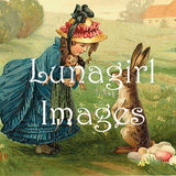 Victorian Holidays #2: Valentines Easter St Patrick's Mother's Day: 900 Images - Lunagirl