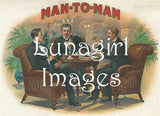 Vintage Women and Men -- CD or Download - Lunagirl