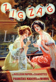 Vintage Ads Posters & Trade Cards 2-CD Set or Download! - Lunagirl