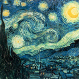 Art of Vincent Van Gogh - Lunagirl