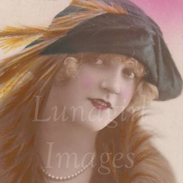 Victorian Edwardian Vintage Ladies Photos Volume #4: 1000 Images - Lunagirl