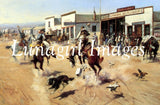 Art of the American West: 450 Images - Lunagirl