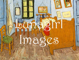 Art of Vincent Van Gogh --- CD or Download - Lunagirl