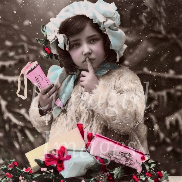 Christmas New Years Photos Postcards: 250 Images - Lunagirl
