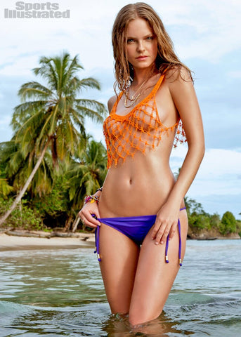 Jessica Perez - Sports Illustrated Swimsuit 2012 - Gabriela Pires Beachwear