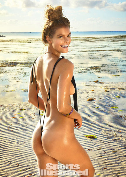 Nina Agdal Sports Illustrated 2016 - Gabriela Pires Beachwear