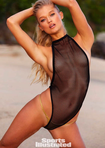 Vita Sidorkina - Sports Illustrated Swimsuit 2018 - Gabriela Pires Beachwear