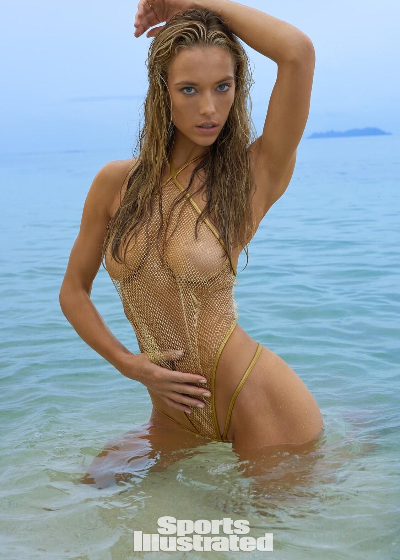 Hannah Ferguson - Sports Illustrated Swimsuit 2017 - Gabriela Pires Beachwear