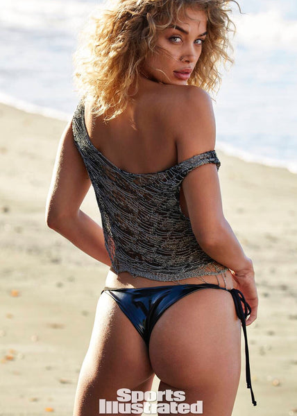 Jasmine Sanders - Sports Illustrated Swimsuit 2019 - Gabriela Pires Beachwear