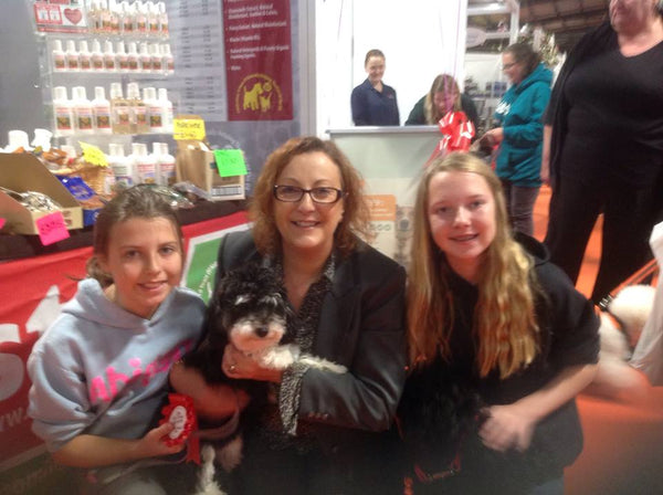 quistel, pets, dogs, manchester, pet show, the family pet show, tracey peake