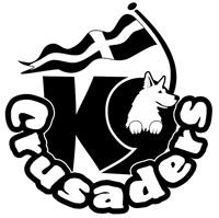 k9 crusader dogs welfare logo