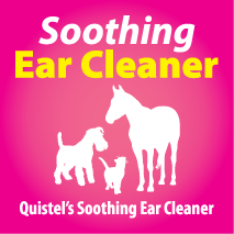 quistel soothing pet ear cleaner for dogs cats
