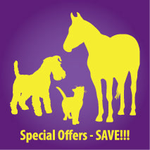Quistel Special Offers Dog Cat Horse